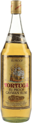 Tortuga 151 Proof rum