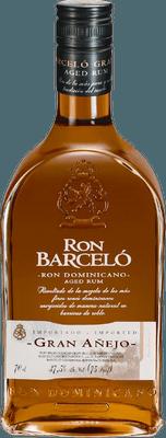 Medium barcelo gran anejo rum