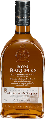 Medium barcelo gran anejo rum