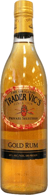 Trader Vics Gold rum