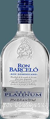 Barcelo Gran Platinum rum