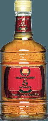 Travellers 5 Barrel rum