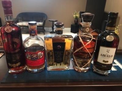 Medium rum labels 2021